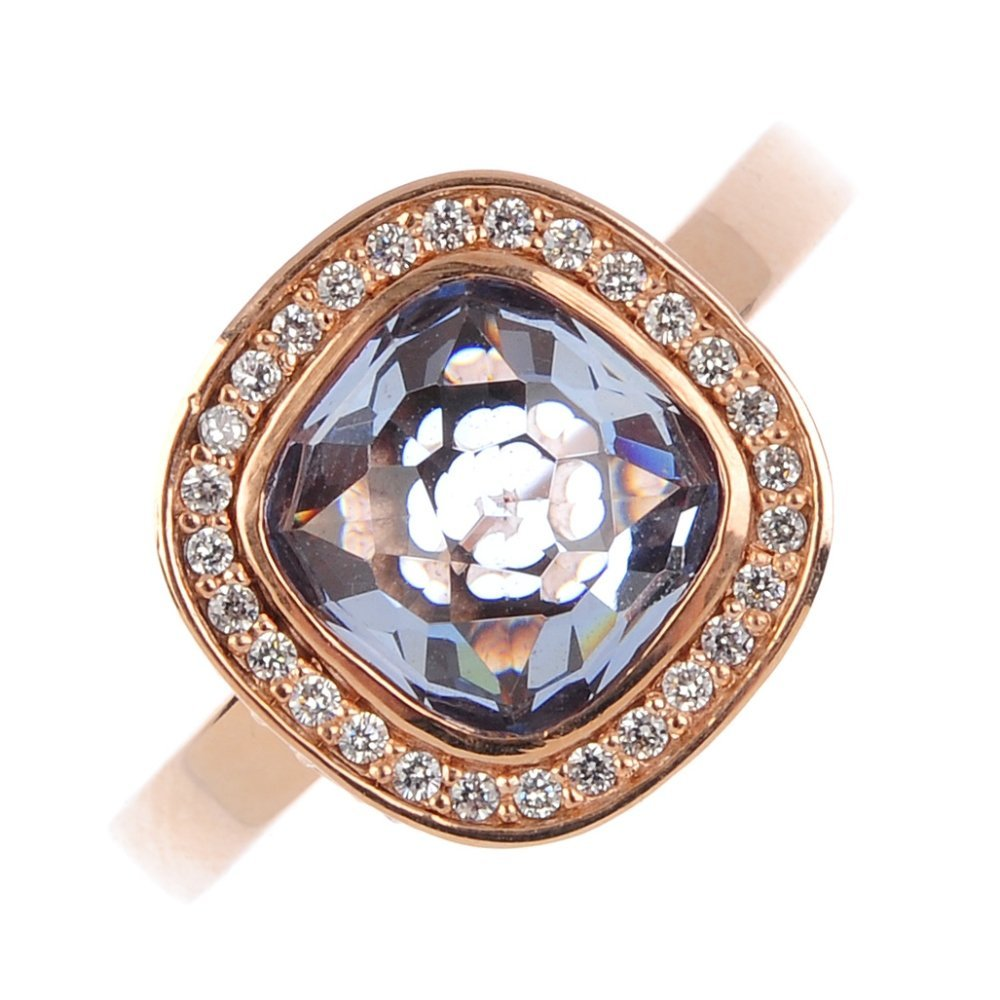 THOMAS SABO - four items of jewellery. The first a ring