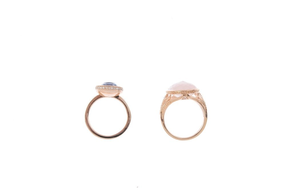 THOMAS SABO - four items of jewellery. The first a ring - 2