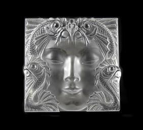 'Masque de Femme', a large and impressive modern