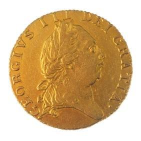 George III, Guinea 1790 (S 3729). Good very fine.