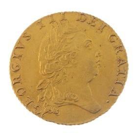 George III, Guinea 1798 (S 3729). Good very fine.