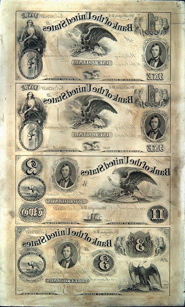 960: Bank of the United States, Washington, DC