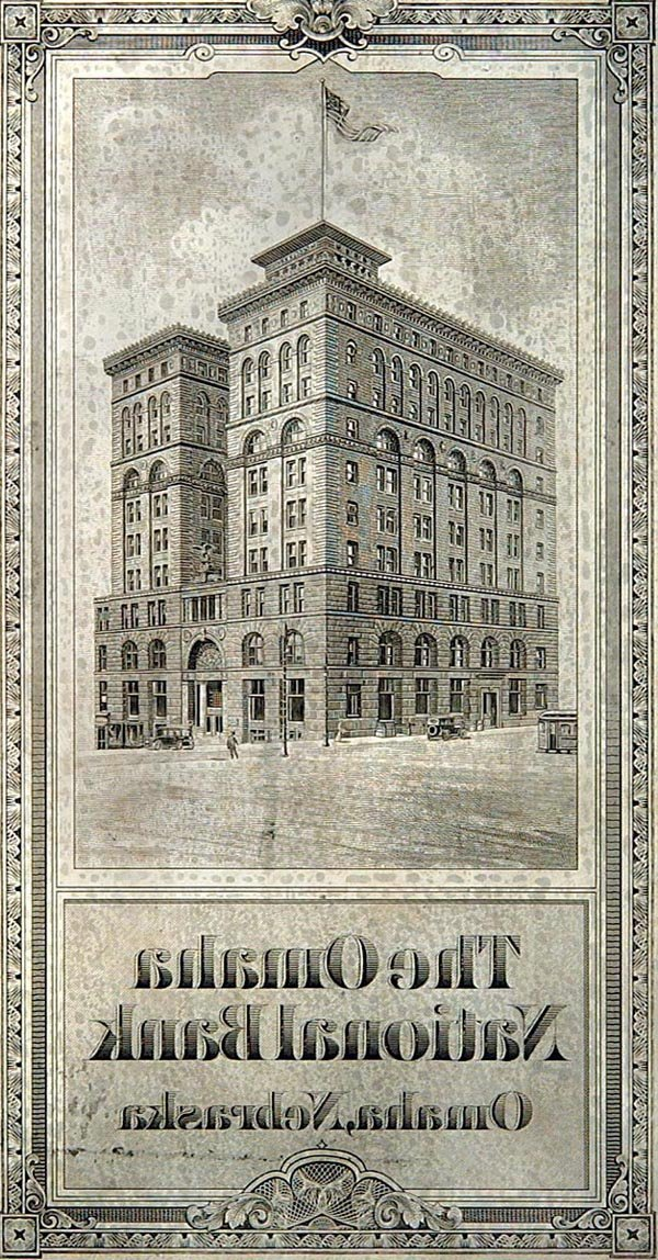 971: Omaha National Bank Vignette