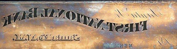 972: First National Bank of Santa Fe, New Mexico