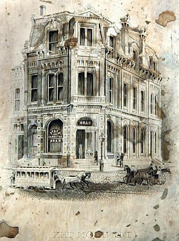 977: State National Bank, Denison, Texas