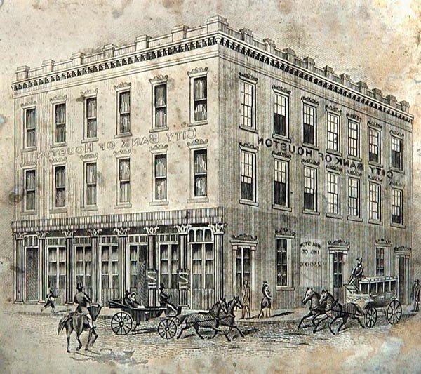 979: City Bank of Houston, Texas