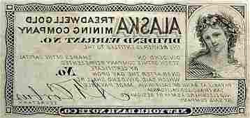 1001: Alaska Treadwell Gold Mining Company