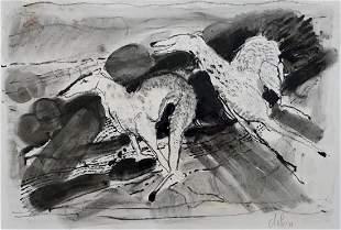 JOEL DABIN (France, 1933-2003)
