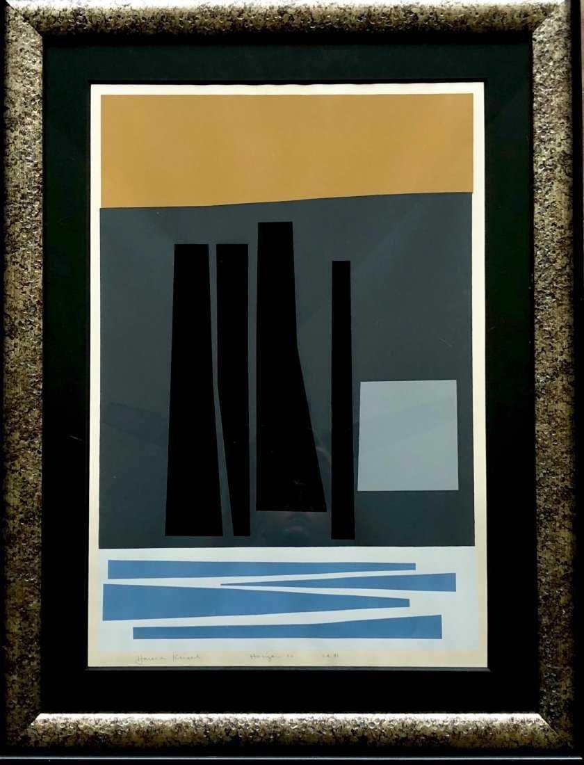 HAROLD KRISEL (New York, 1920-1995) Horizon 1960 - 2