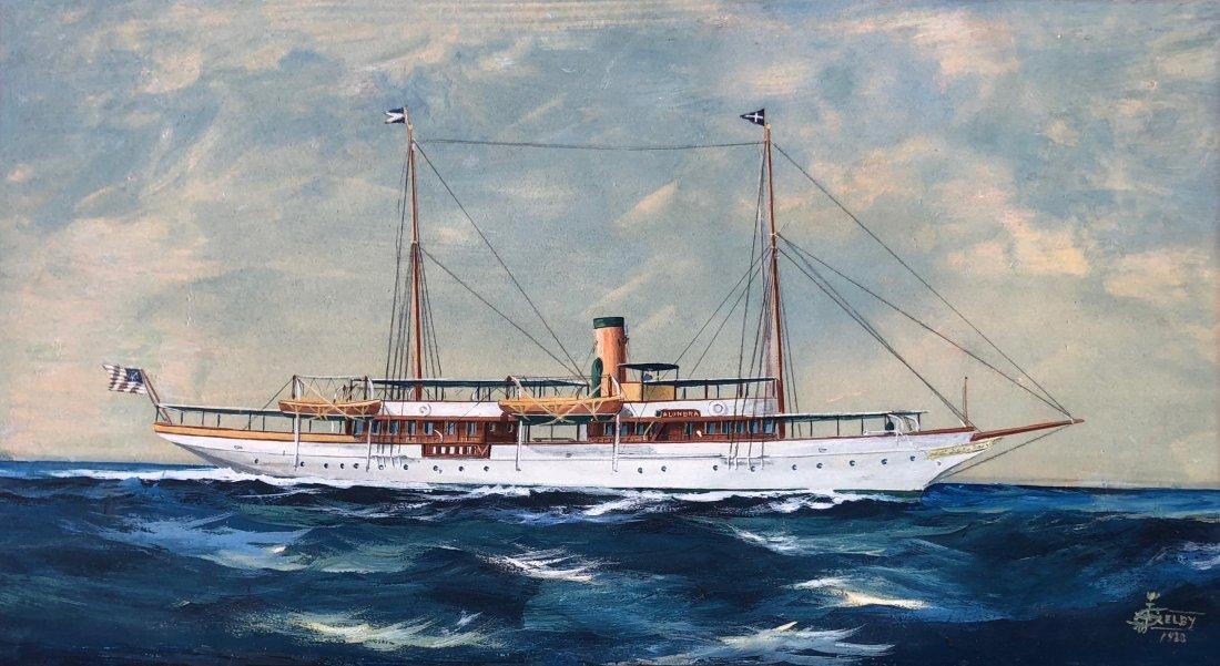 JOE SELBY (Florida, 1893-1960) Alondra 1928