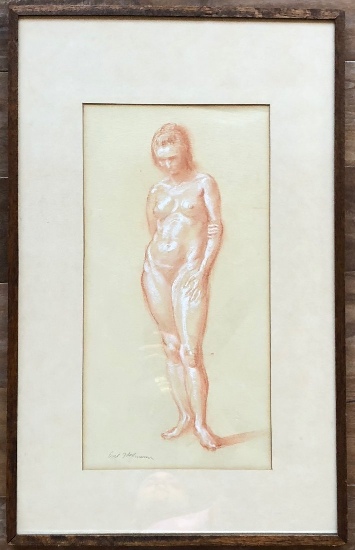 EARL FRANCIS HOFMANN (Maryland, 1928-1992) - 2
