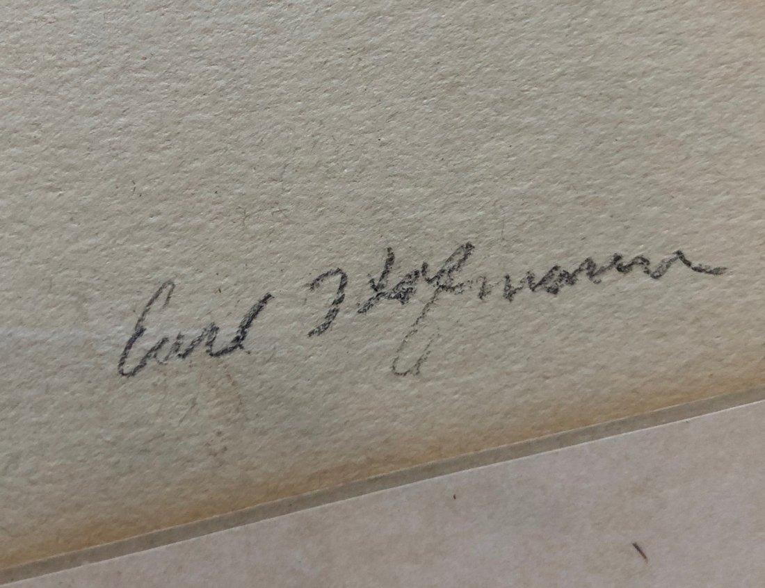 EARL FRANCIS HOFMANN (Maryland, 1928-1992) - 3