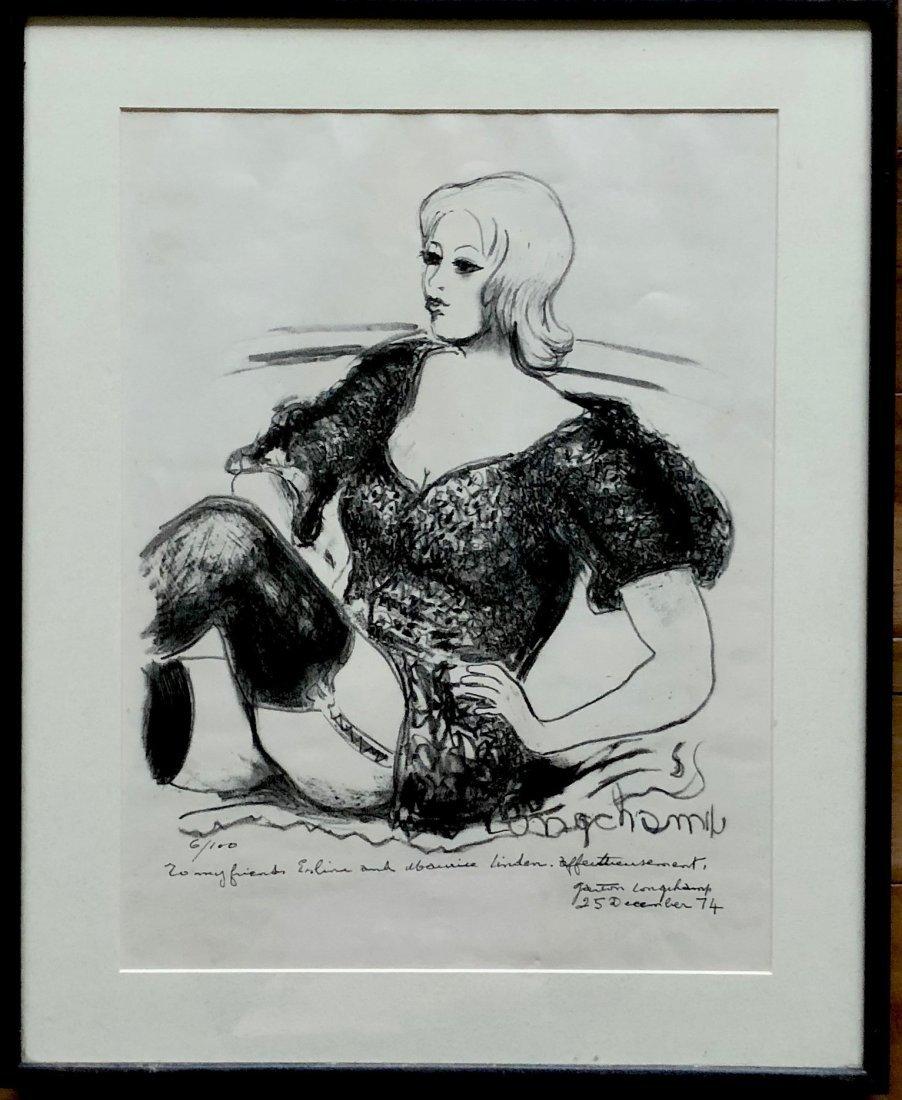 Fernand Gaston Longchamp (New York/Paris - 1894-1986)