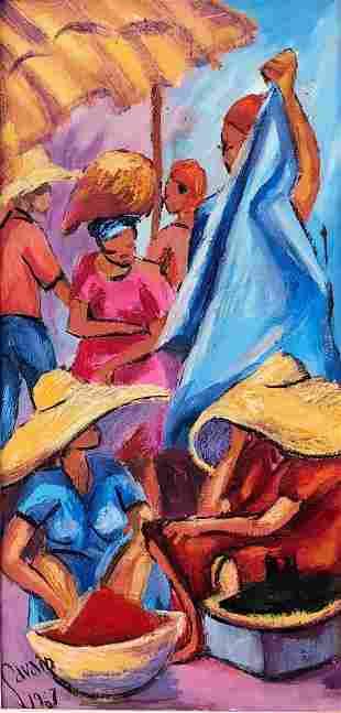 SAVAIN PETION (Haiti, 1906-1973)