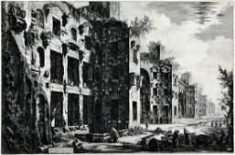 GIOVANNI PIRANESI - Terme di Diocleziano