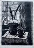 LUIGI LUCIONI NJ 19001988  Near The Window