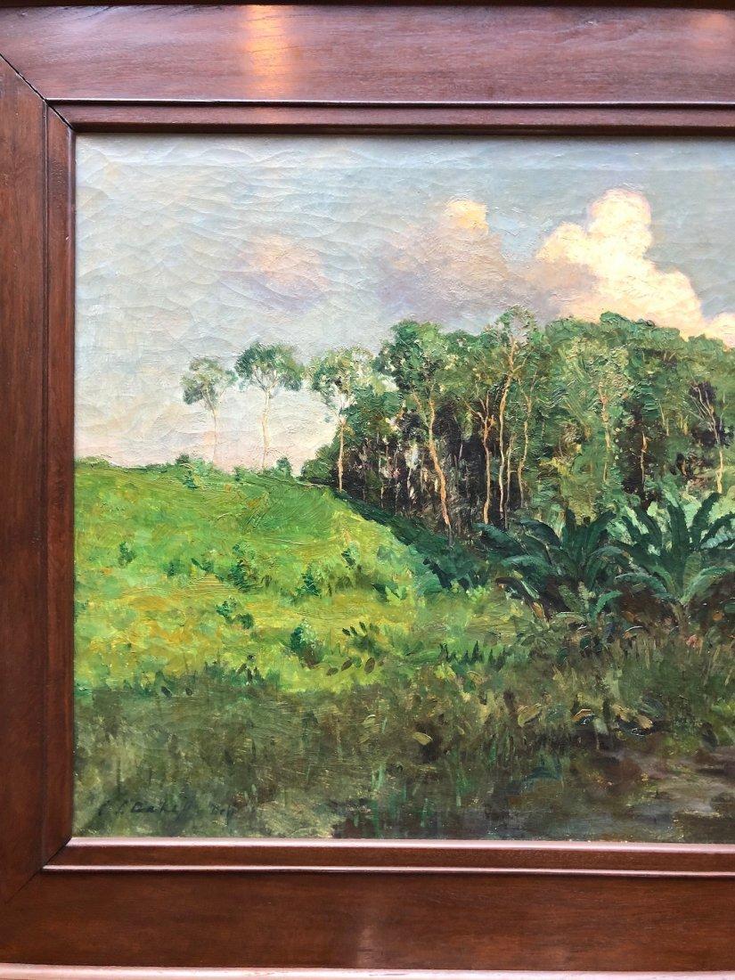 CAREL LODEWIJK DAKE JR (1886-1946, Dutch) Landscape - 4