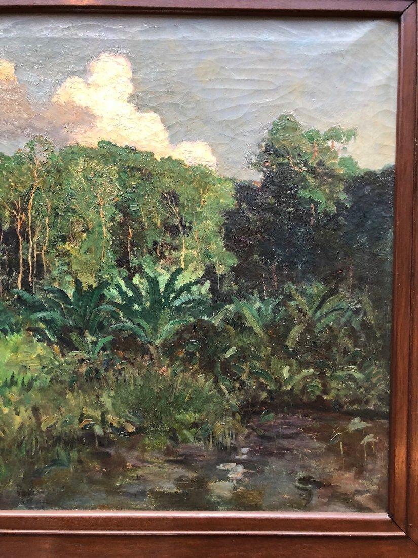 CAREL LODEWIJK DAKE JR (1886-1946, Dutch) Landscape - 5