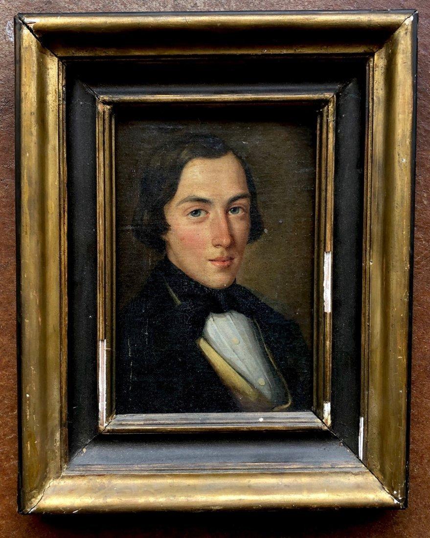 18th Century Portrait Of An American Gentleman - 4