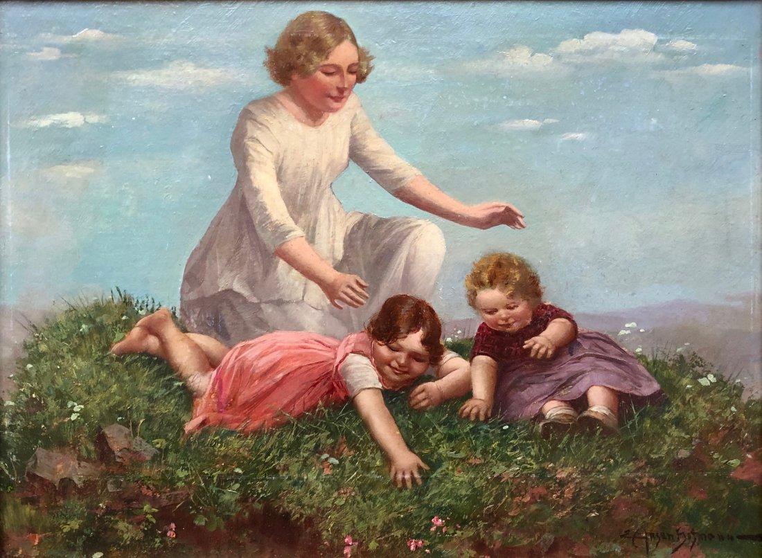 EDUARD ANSEN-HOFMANN (1820-1904, Dutch)