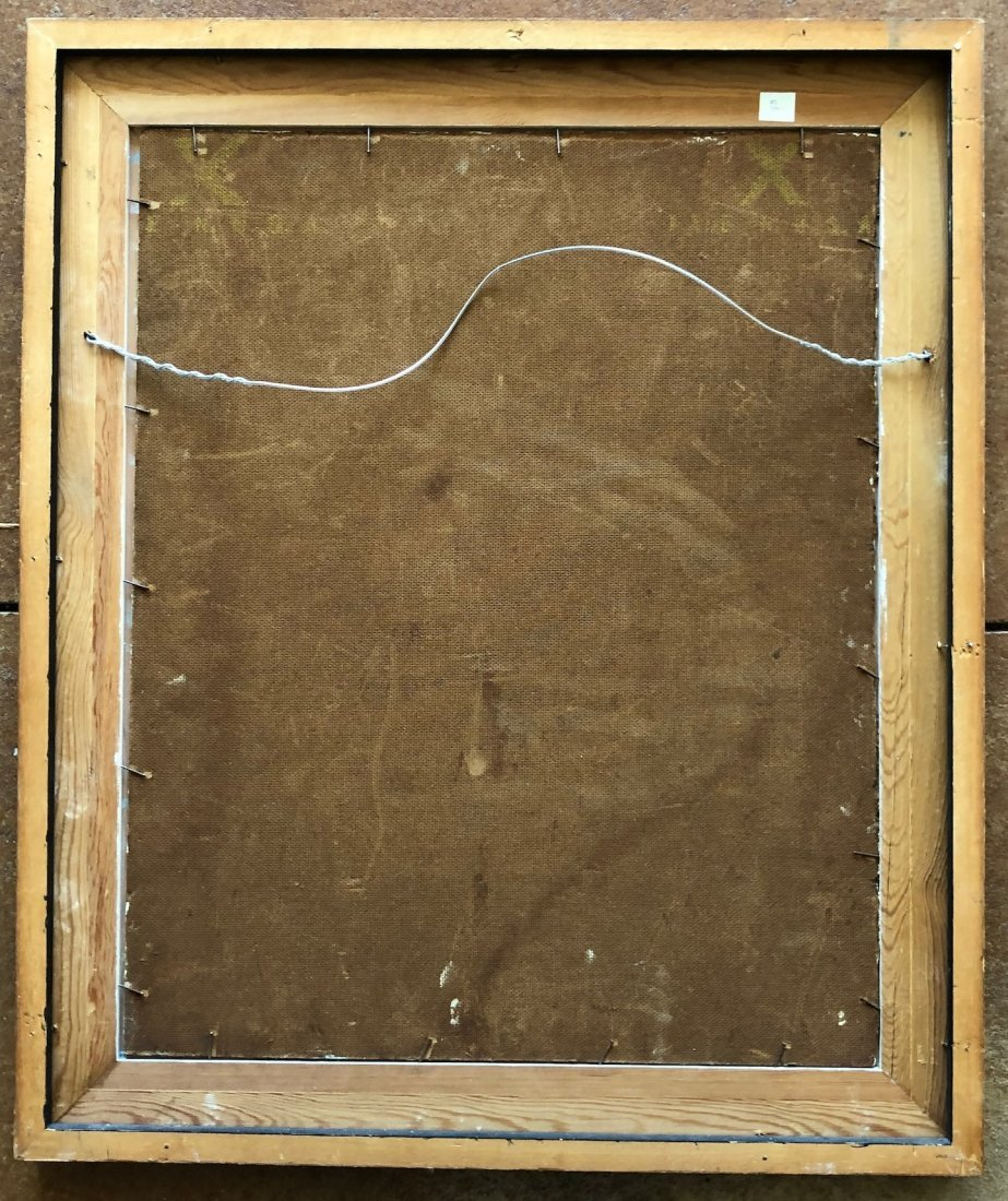 ROBERT MOSKOWITZ (b. 1935, New York) Abstract - 5