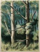 RUSSELL T LIMBACH 19041971 Ohio The Forest WPA
