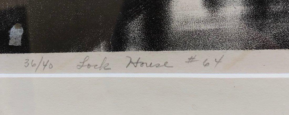 G. RALPH SMITH (Pennsylvania, 1907-2007) Lock House - 4