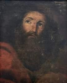 Attr. PETER PAUL RUBENS (1577-1640) Apostal Santiago