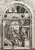 ALBRECHT DURER ca. 1503 Old Master Woodcut