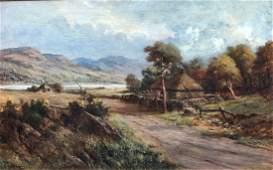 WILLIAM SMALL (1843-1929, UK) English Landscape