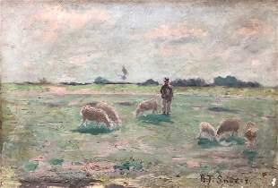 BLADEN TASKER SNYDER (1864-1923, District Of Columbia)