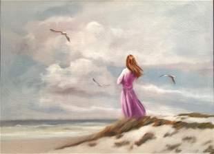 HAL SINGER (1919-2003, Pennsylvania) Impressionist