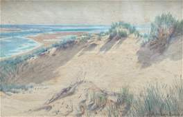 WILLIAM BISCOMBE GARDNER (1847-1910, UK) Beach