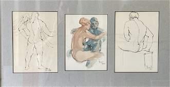 RICHARD BEALE (20th c, American) Modernist