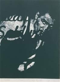 ED PASCHKE (1939-2004, Illinois) Untitled