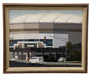 Contemporary Realism Street Scene