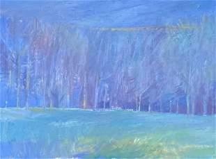BEN MARCUNE (1935-2018, New York) Landscape