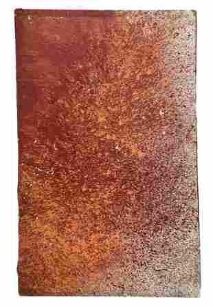 Prince Jurgen Von Anhalt German (1942-2008) Abstract