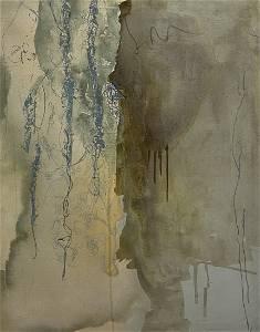 KIYOKO SAKAI (20th c, Japan) Abstract