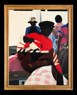 DONALD DAHLKE, Modernist African American Figures