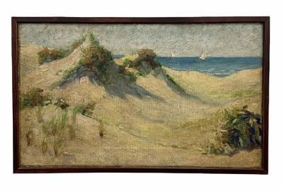 HENRIETTA DUNN MEARS (1877-1970, California) Dunes