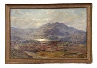 DUNCAN CAMERON (1837-1916, UK) Landscape