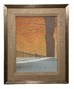 ROBERT GOUGH (b. 1931, Quebec) Landscape