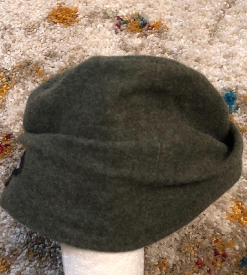 GERMAN WW2 SS TOTENKOMPF SKULL CAP - 3