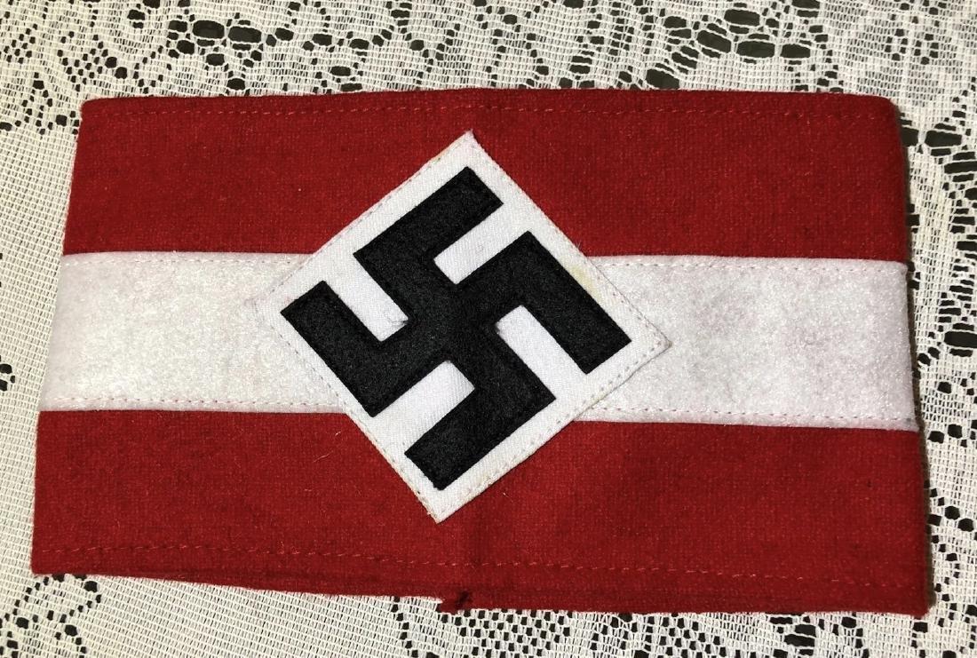 WW2 GERMAN NAZI ARM BAND