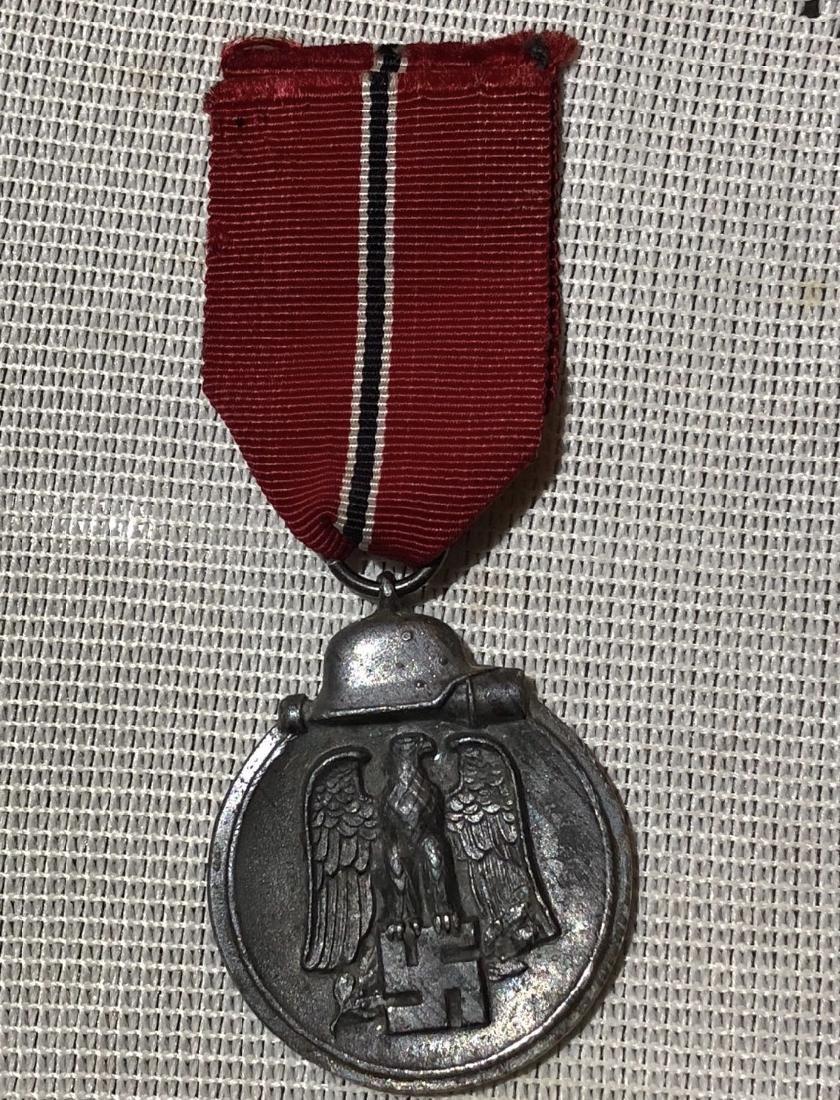 WW2 EASTERN FRONT MEDAL WINTERSCHLACHT IMOSTEN 1941/42