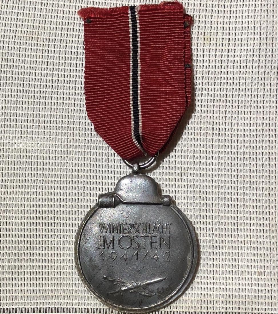 WW2 EASTERN FRONT MEDAL WINTERSCHLACHT IMOSTEN 1941/42 - 2