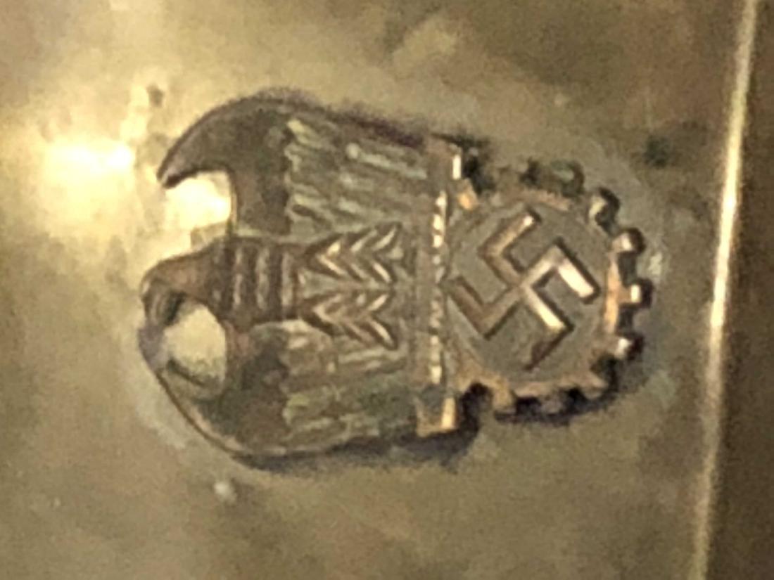 RARE: WW2 GERMAN NAZI INK WELL - 2