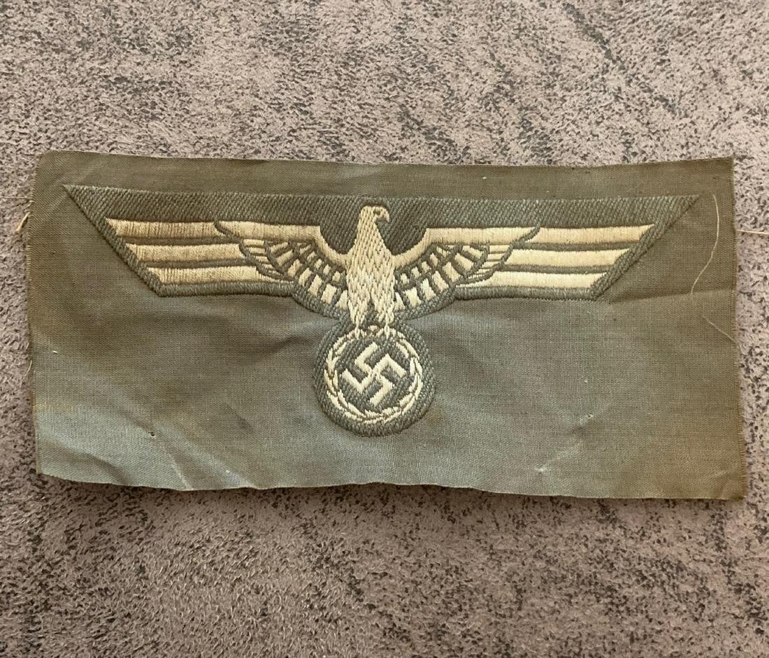 WW2 GERMAN NAZI WW2 HEER PATCH