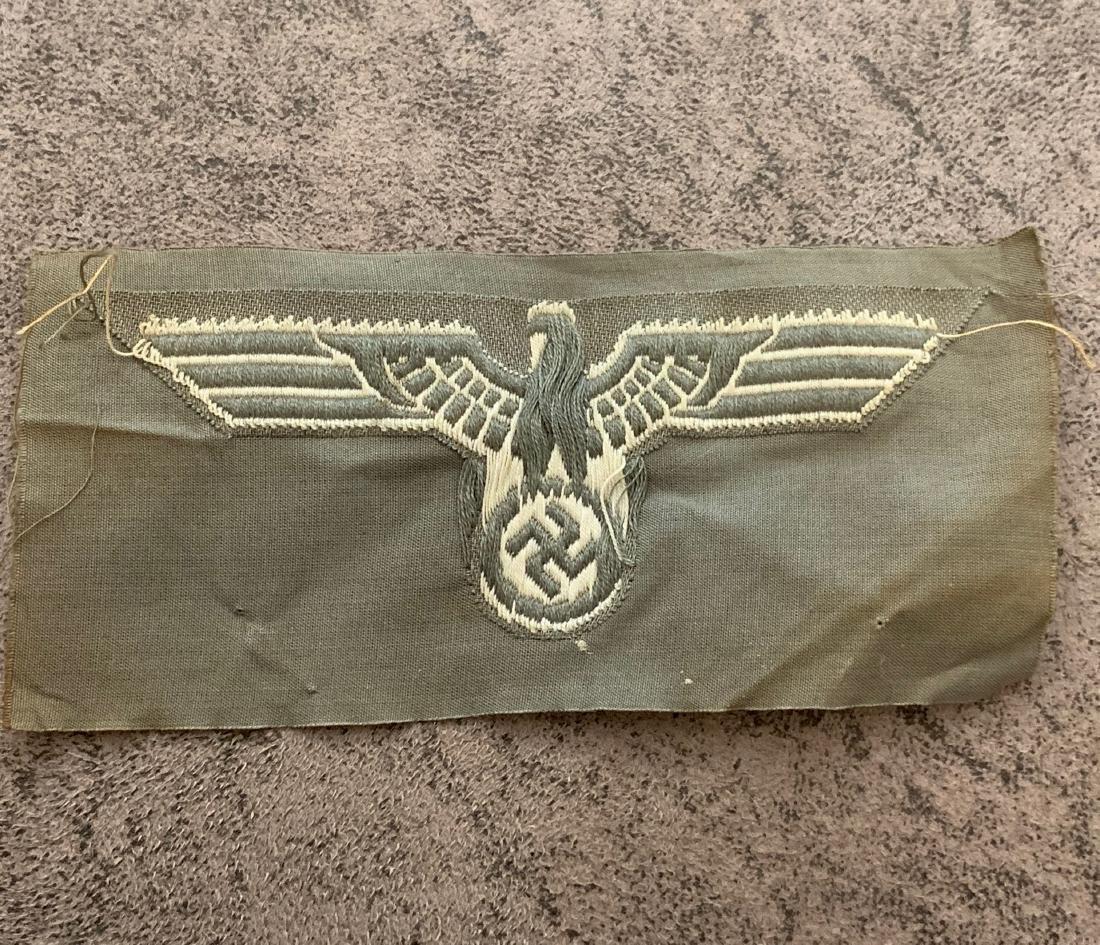 WW2 GERMAN NAZI WW2 HEER PATCH - 2